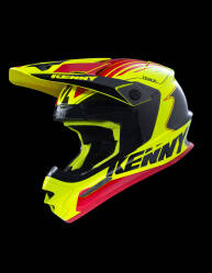 KASK KENNY TRACK 2016 black / red / neon yellow