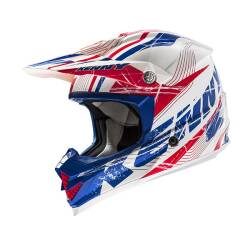 KASK KENNY TRACK  red-blue