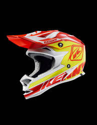 KASK KENNY PERFORMANCE neon orange / neon yellow
