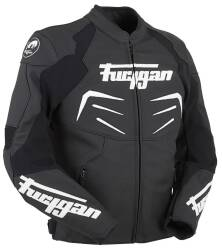 KURTKA FURYGAN POWER black-white